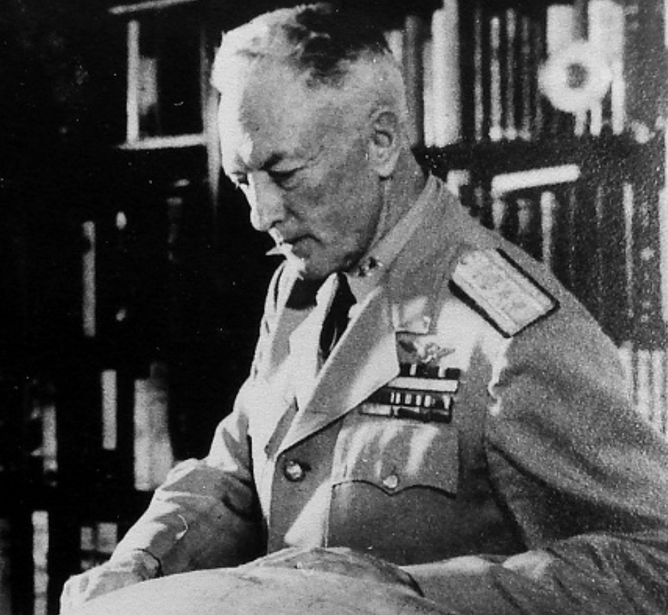 Admiral Byrd