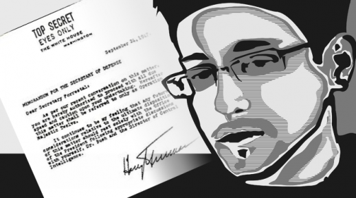"The ""Majic"" of Misdirection: Snowden, Psy-Ops, and UFOs"