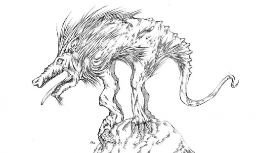 Was the legendary chupacabra a mixture of myth and imagination?