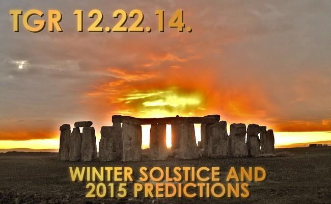 Solstice-Stonehenge