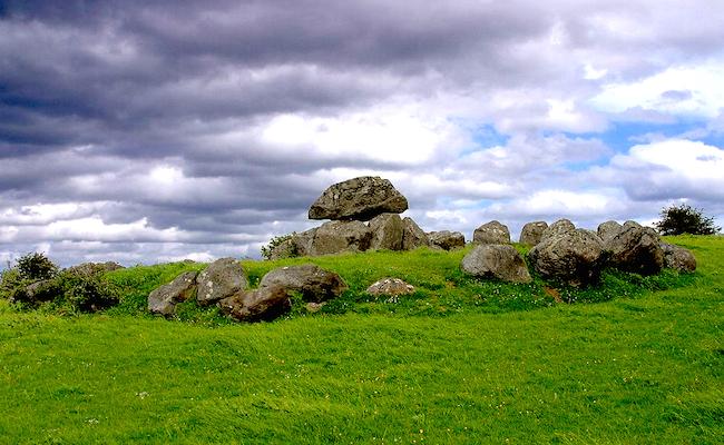 Ireland-stone-circle-1