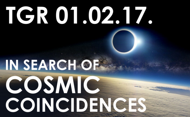 cosmic-coincidences