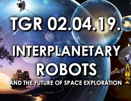 interplanetary robots