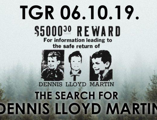 Dennis Lloyd Martin