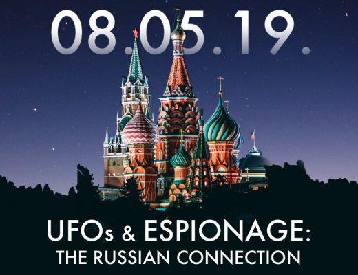 UFOs and Espionage