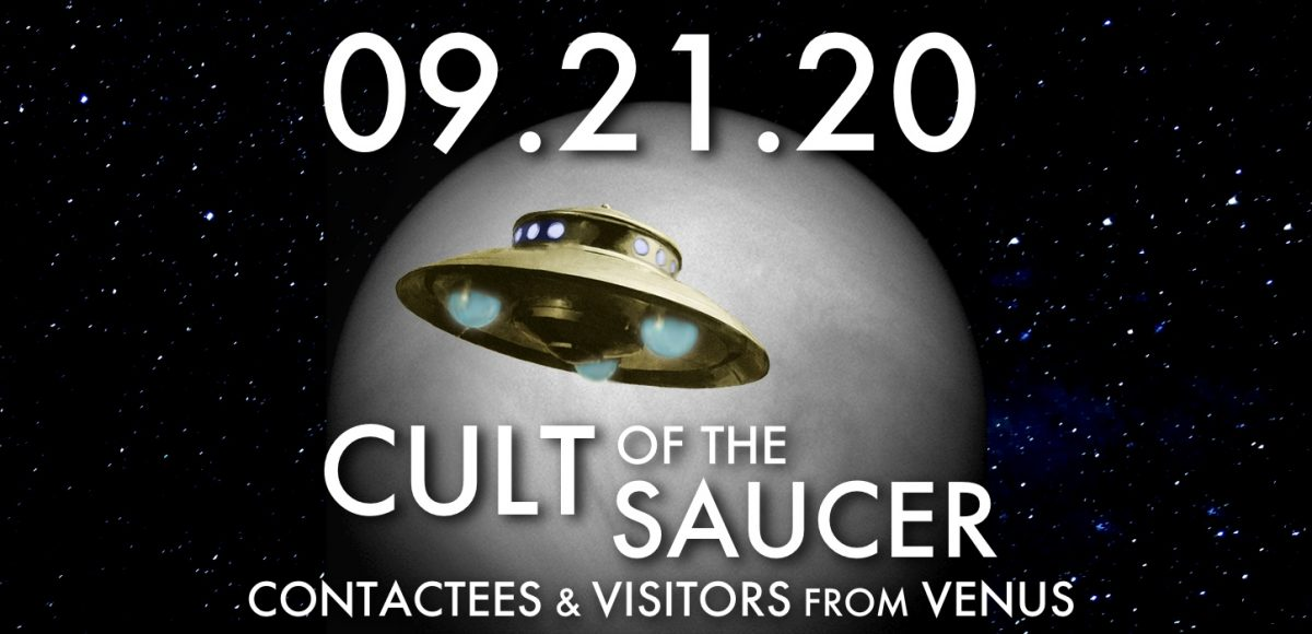 Cult of the Saucer
