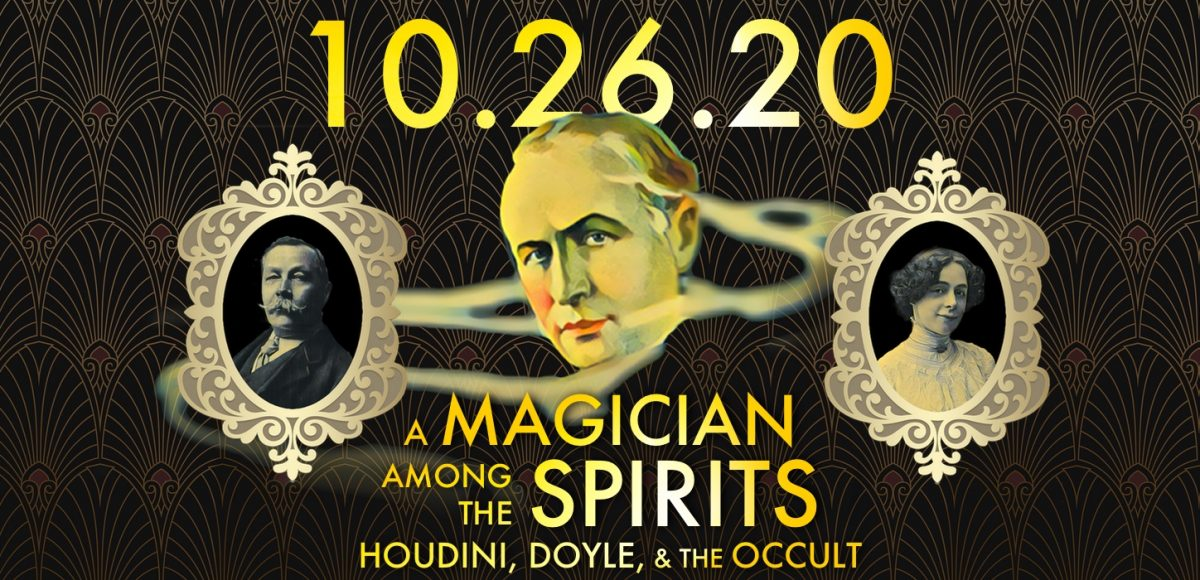 Houdini Doyle Occult