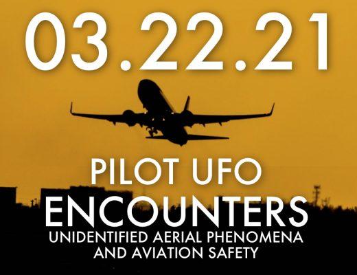 pilot UFO encounters